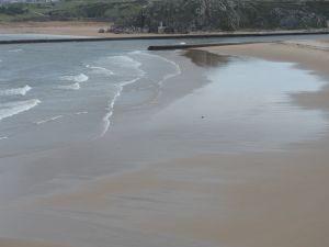 Playa La Concha Suances