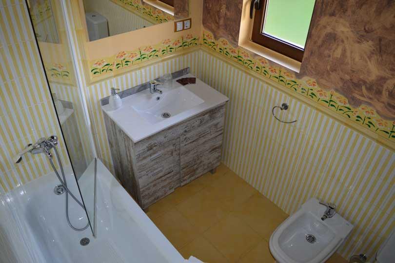 Baño Completo El Valle Anexo