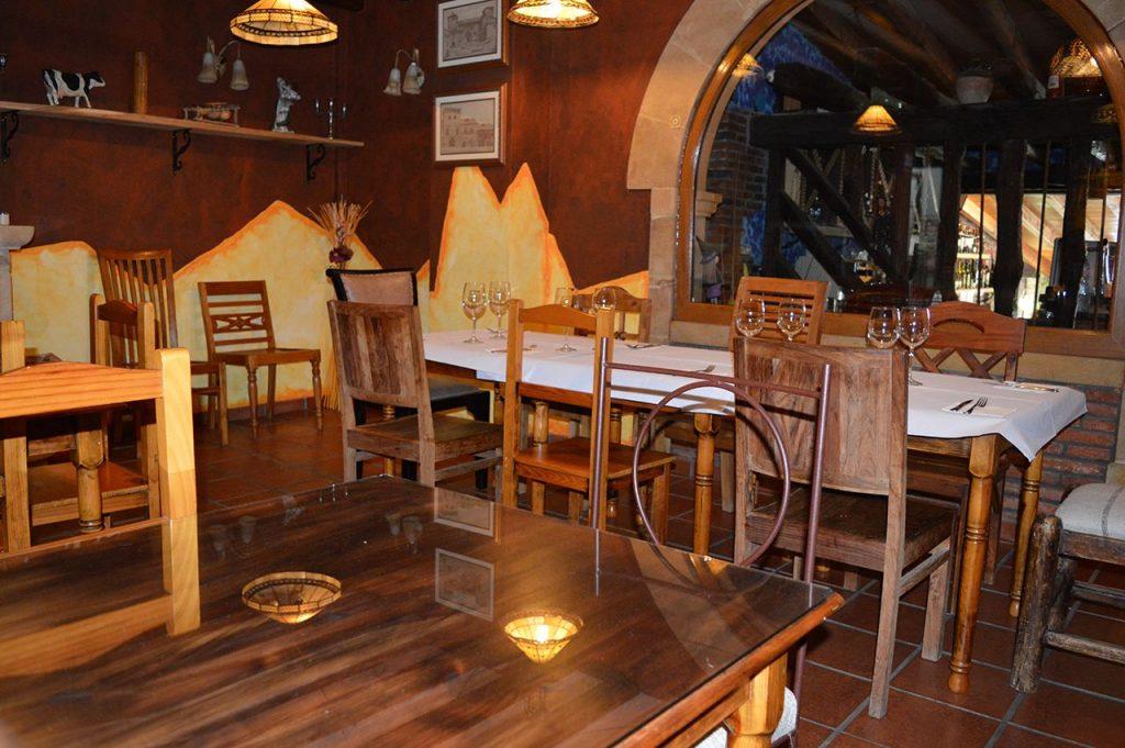 Comedor Restaurante Posada El Valle