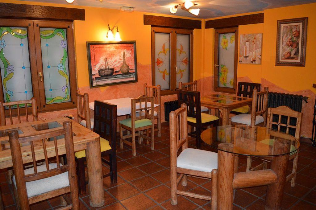 Comedor Restaurate Posada El Valle