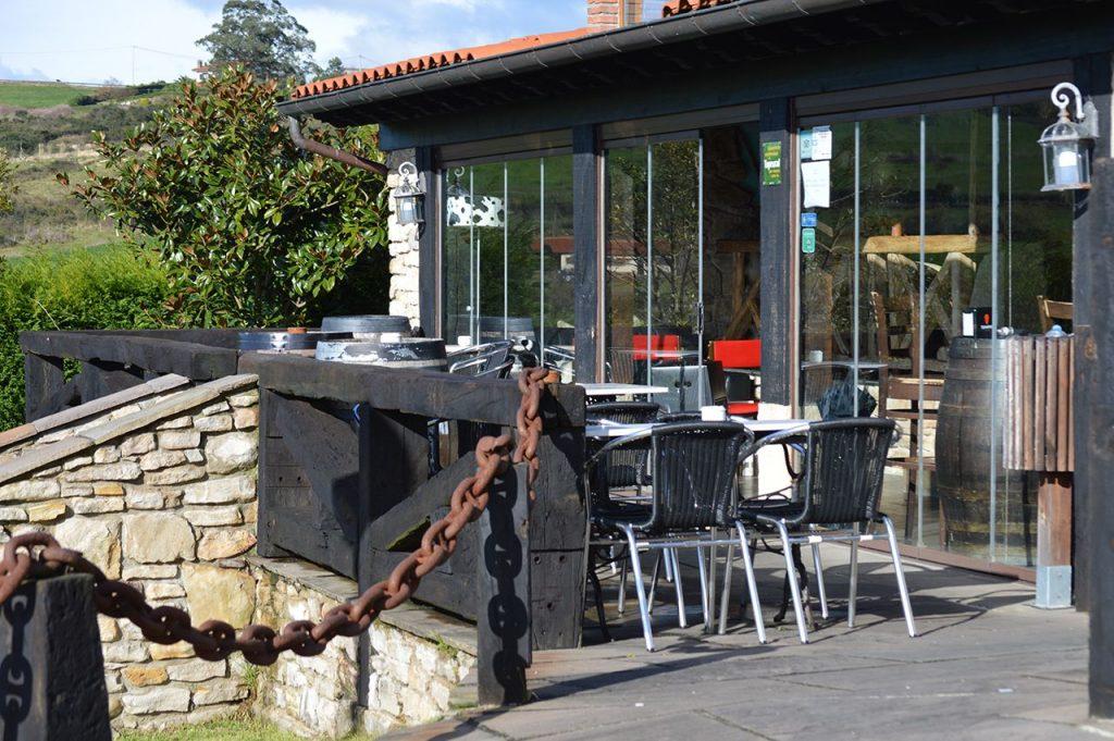 Terraza Restaurante Posada El Valle