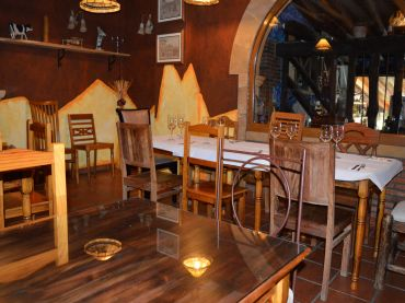 Cafetería y Restaurante El Valle