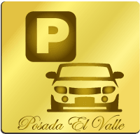Servicio Parking Posada El Valle